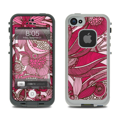 Lifeproof iPhone 5 Case Skin - Eva