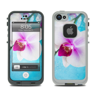 Lifeproof iPhone 5 Case Skin - Eva's Flower