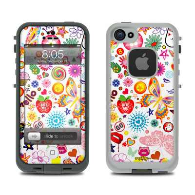 Lifeproof iPhone 5 Case Skin - Eye Candy