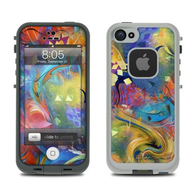 Lifeproof iPhone 5 Case Skin - Fascination