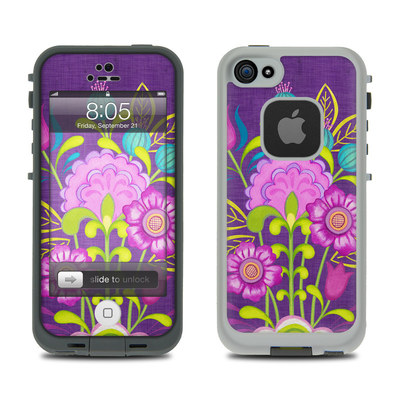 Lifeproof iPhone 5 Case Skin - Floral Bouquet