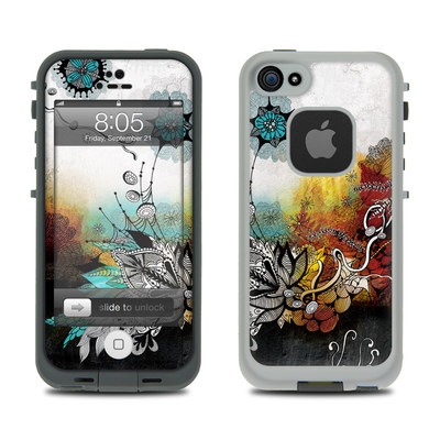 Lifeproof iPhone 5 Case Skin - Frozen Dreams