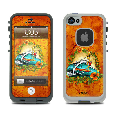 Lifeproof iPhone 5 Case Skin - Five Slide