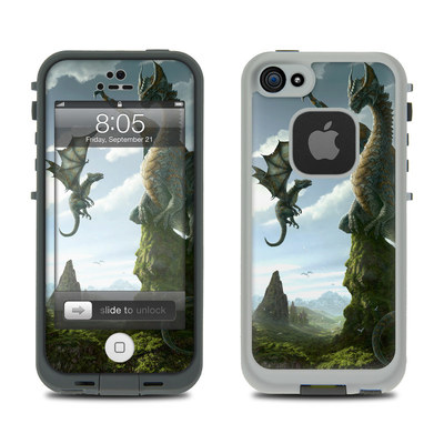 Lifeproof iPhone 5 Case Skin - First Lesson