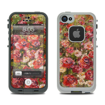 Lifeproof iPhone 5 Case Skin - Fleurs Sauvages