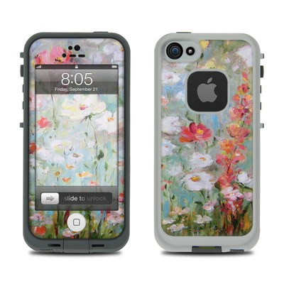 Lifeproof iPhone 5 Case Skin - Flower Blooms