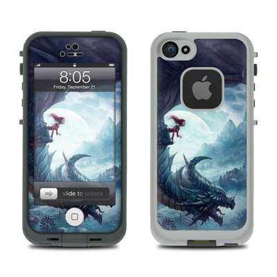 Lifeproof iPhone 5 Case Skin - Flying Dragon