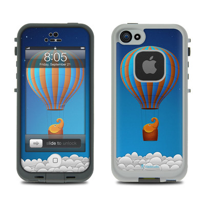 Lifeproof iPhone 5 Case Skin - Flying Elephant
