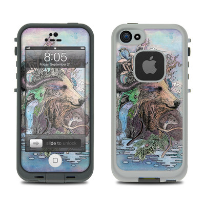Lifeproof iPhone 5 Case Skin - Forest Warden