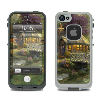 Lifeproof iPhone 5 Case Skin - Friendship Cottage