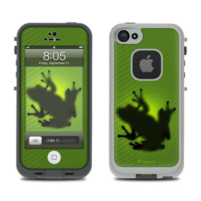 Lifeproof iPhone 5 Case Skin - Frog