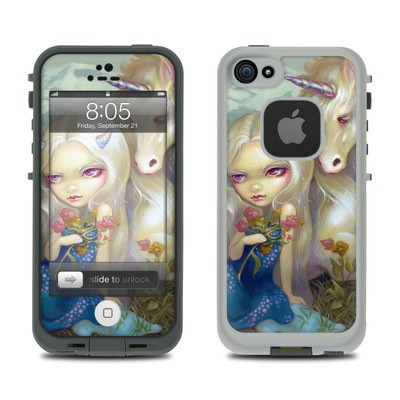 Lifeproof iPhone 5 Case Skin - Fiona Unicorn