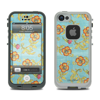 Lifeproof iPhone 5 Case Skin - Garden Jewel