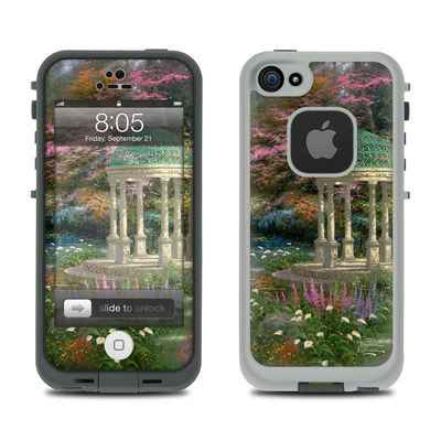 Lifeproof iPhone 5 Case Skin - Garden Of Prayer