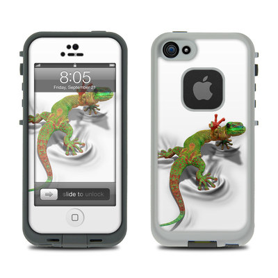 Lifeproof iPhone 5 Case Skin - Gecko