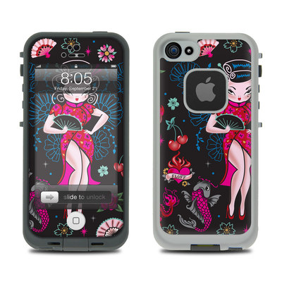 Lifeproof iPhone 5 Case Skin - Geisha Gal