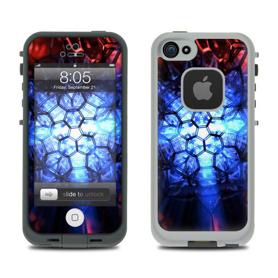 Lifeproof iPhone 5 Case Skin - Geomancy