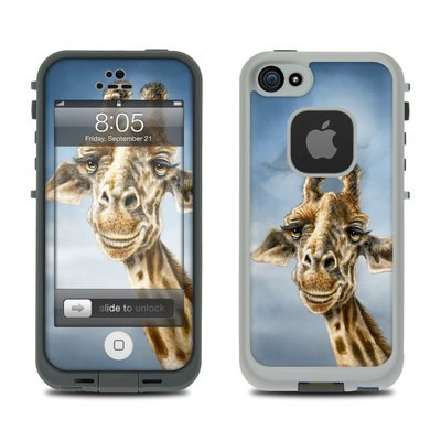 Lifeproof iPhone 5 Case Skin - Giraffe Totem