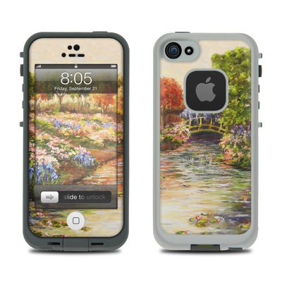 Lifeproof iPhone 5 Case Skin - Giverny Forever