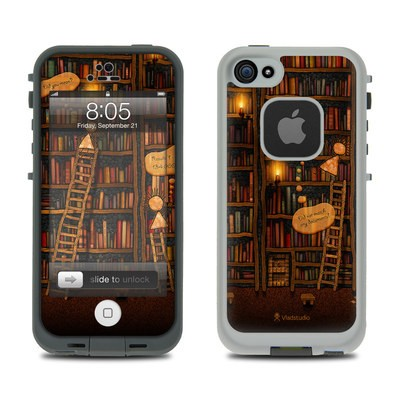 Lifeproof iPhone 5 Case Skin - Google Data Center