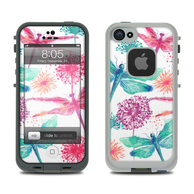 Lifeproof iPhone 5 Case Skin - Gossamer