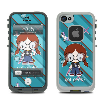 Lifeproof iPhone 5 Case Skin - Got Geek
