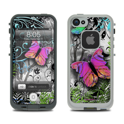 Lifeproof iPhone 5 Case Skin - Goth Forest