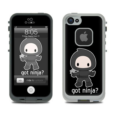Lifeproof iPhone 5 Case Skin - Got Ninja