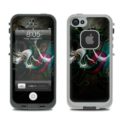 Lifeproof iPhone 5 Case Skin - Graffstract
