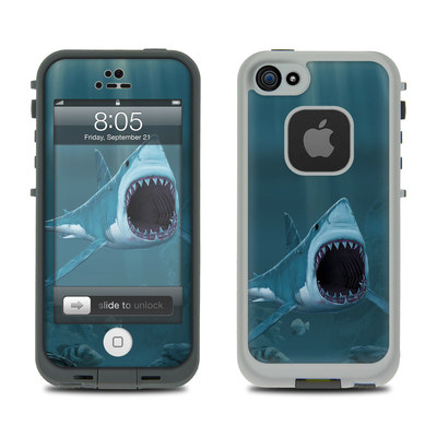 Lifeproof iPhone 5 Case Skin - Great White