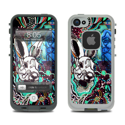 Lifeproof iPhone 5 Case Skin - The Hare
