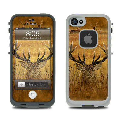 Lifeproof iPhone 5 Case Skin - Hiding Buck