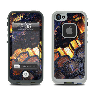 Lifeproof iPhone 5 Case Skin - Hivemind