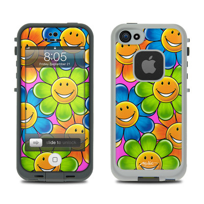 Lifeproof iPhone 5 Case Skin - Happy Daisies