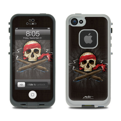 Lifeproof iPhone 5 Case Skin - High Seas Drifter