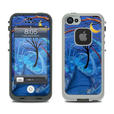 Lifeproof iPhone 5 Case Skin - Ichabods Forest