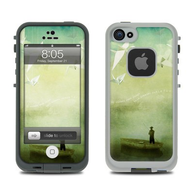 Lifeproof iPhone 5 Case Skin - If Wishes