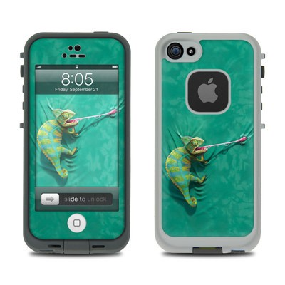 Lifeproof iPhone 5 Case Skin - Iguana