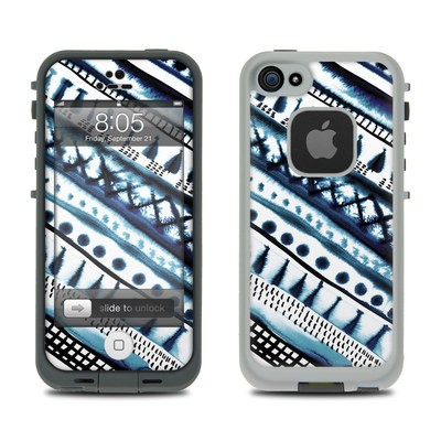 Lifeproof iPhone 5 Case Skin - Indigo