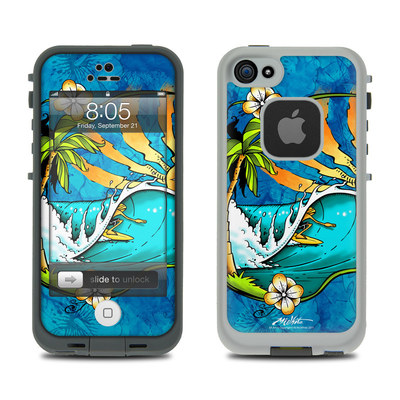 Lifeproof iPhone 5 Case Skin - Island Playground