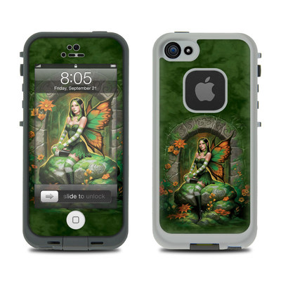 Lifeproof iPhone 5 Case Skin - Jade Fairy