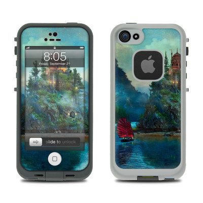 Lifeproof iPhone 5 Case Skin - Journey's End