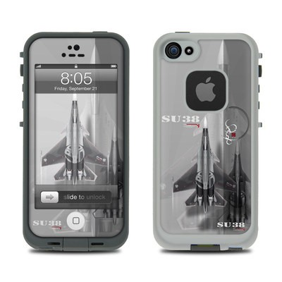 Lifeproof iPhone 5 Case Skin - Jet Fighter