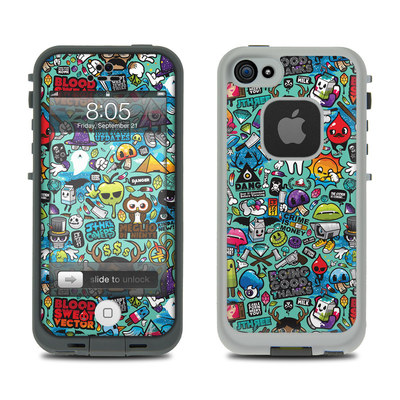 Lifeproof iPhone 5 Case Skin - Jewel Thief
