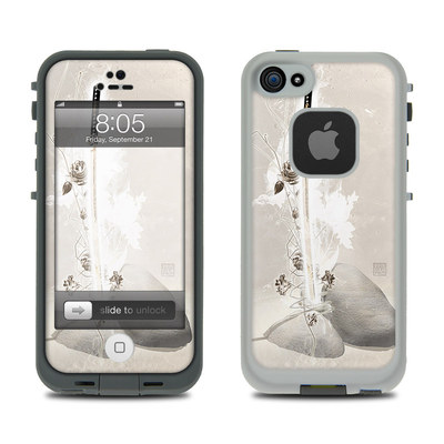Lifeproof iPhone 5 Case Skin - Katana Gold