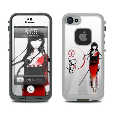 Lifeproof iPhone 5 Case Skin - Kokeshi