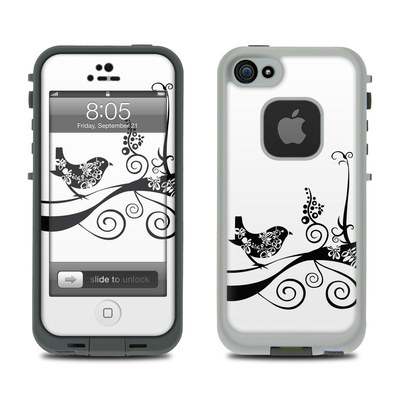 Lifeproof iPhone 5 Case Skin - Little Curly