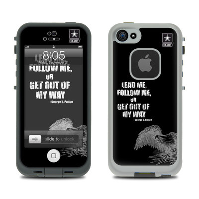 Lifeproof iPhone 5 Case Skin - Lead Me
