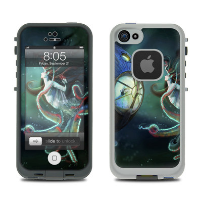 Lifeproof iPhone 5 Case Skin - 20000 Leagues