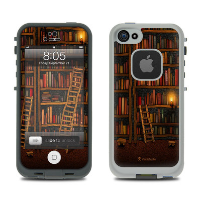 Lifeproof iPhone 5 Case Skin - Library